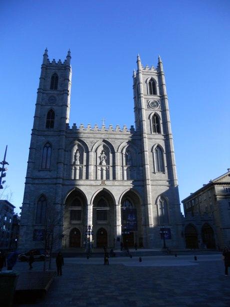 Notre-Dame Basilica.