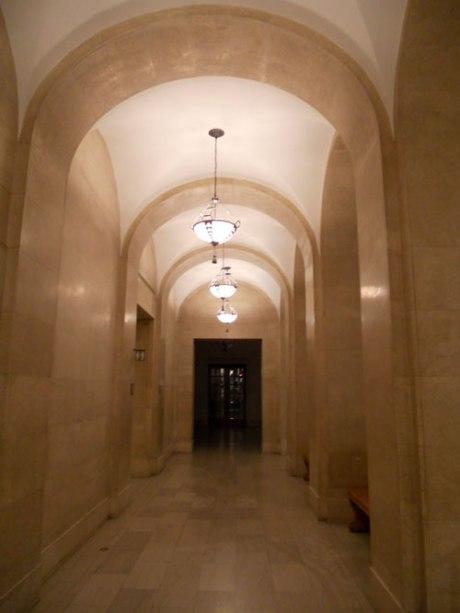Stunning hallway.