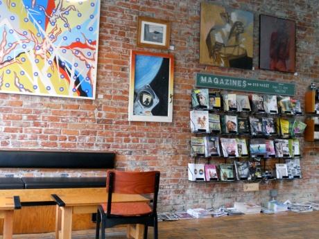 Habit Coffee, 552 Pandora Avenue, Victoria BC