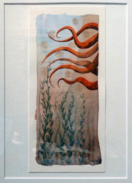 Ocean Garden I, Denise Nicholls, 2008