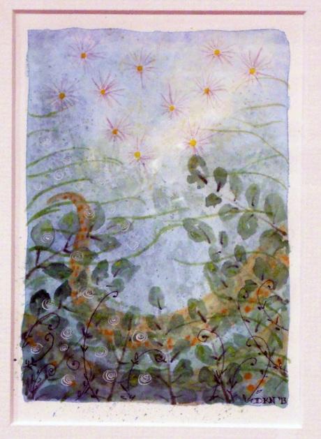Ocean Garden II, Denise Nicholls, 2013