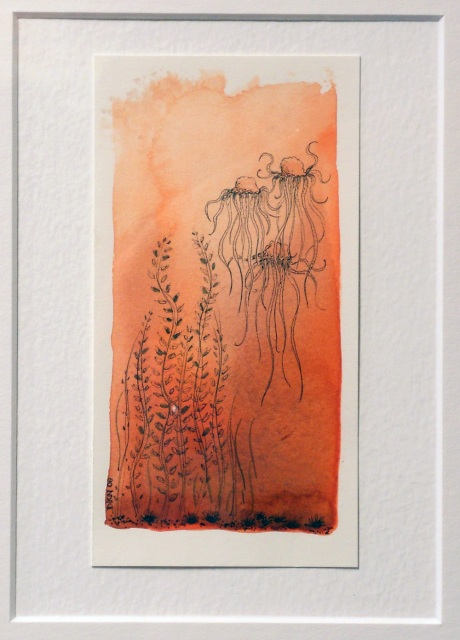 Ocean Garden V, Denise Nicholls, 2008