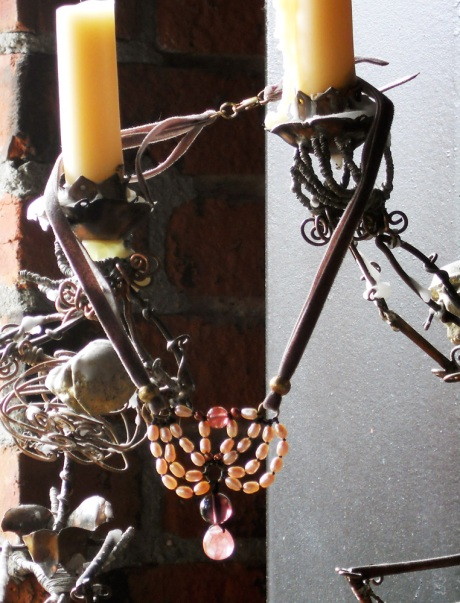 © Firehorse Designs 2014 Candlesticks by GJ Pearson