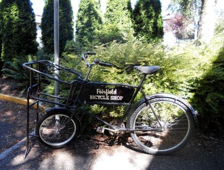 Fairfield Bike Shop, Moss Street at Oscar.