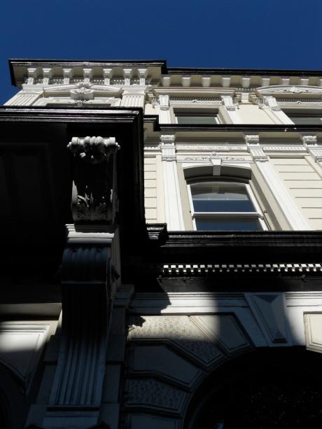 Bank of British Columbia building, 1862; Victoria BC Canada.