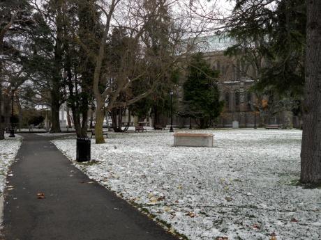 Pioneer Square, Victoria BC