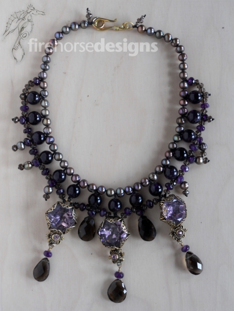 Necklace © Firehorse Designs 2015