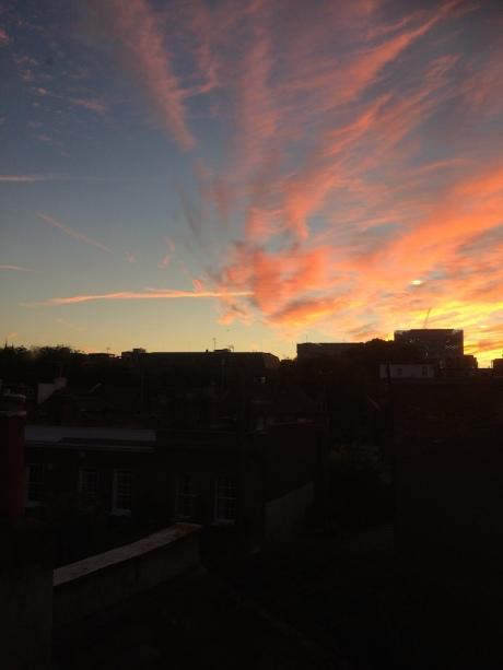 Hammersmith_Sunset